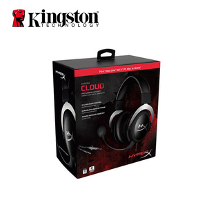 Image 2 - Kingston HyperX Cloud Pro Silver Gaming Headphone with Microphone Volume Control Headset 3.5mm Plug Steelseries Auriculares