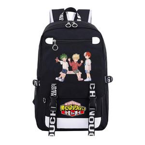 My Hero Academia izuku midoriya plecak plecak tornister Bookbag boku no Hero Academia plecak na laptopa torba na laptopa