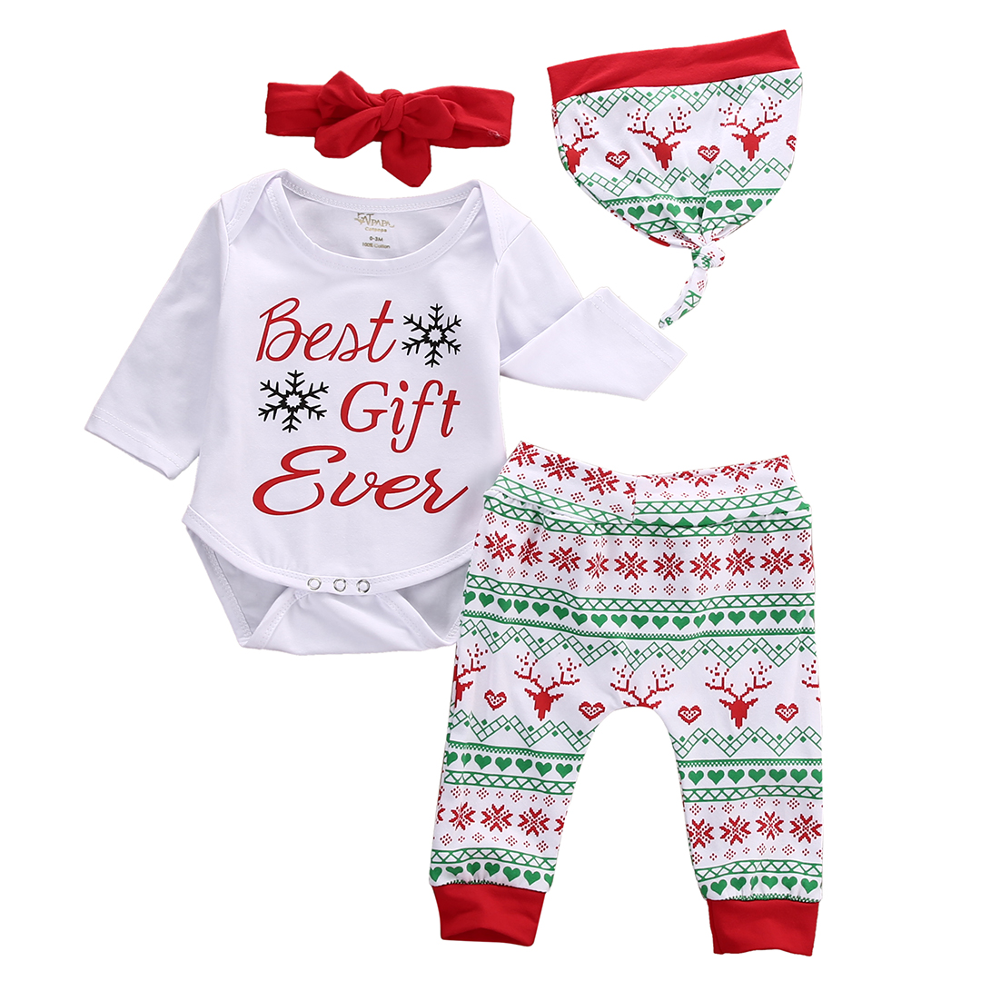 Best Newborn Baby Boy Gifts : M pcs newborn infant baby girl boy clothes best gift