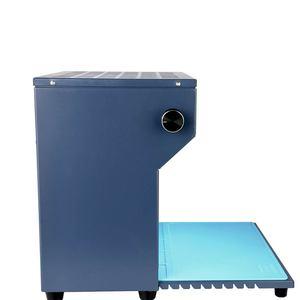 Image 3 - החדש קייסי K 1811 מיני אבק משלוח חדר עבודה שולחן טלפון LCD תיקון מכונת ניקוי חדר עם מחצלת כלים 220 v