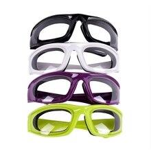 4 цвета Кухня Защитные очки для Резки Лука Tear бесплатно нарезки Резка разделочные мясорубки защиты глаз Очки Кухня Интимные аксессуары