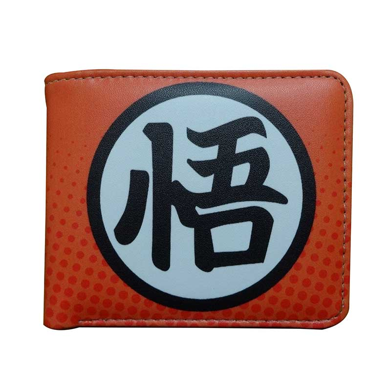 Branded New Designer Dragon Ball Wallets Japanese Hot Cartoon Anime Leather Casual Purse Dollar Price Gifts for Women Men Wallet 2016 new arriving pu leather short wallet the price is right and grand theft auto new fashion anime cartoon purse cool billfold