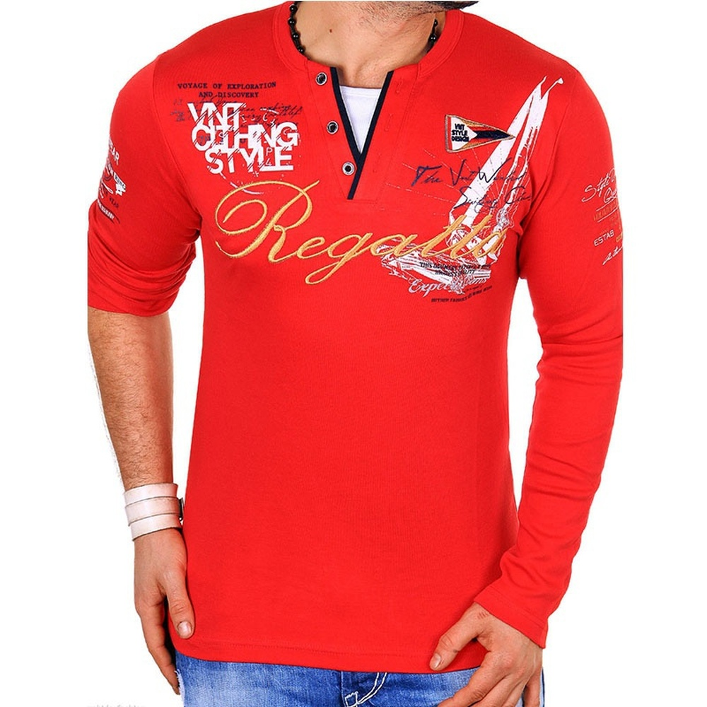 Image 5 - ZOGAA Brand Casual Polos Men 2019 Fashions Printed Sweat Shirt Slim Fit Long Sleeve Polo Shirts for Man Clothing Top Tees-in Polo from Men's Clothing