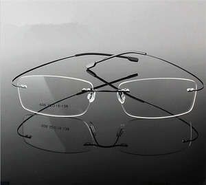 Ультралегкие титановые очки для чтения без оправы, 1 + 1,5 + 2 + 2,5 + 3 + 3,5 + 4, без оправы, для chteniya sin montura gafas de lectura