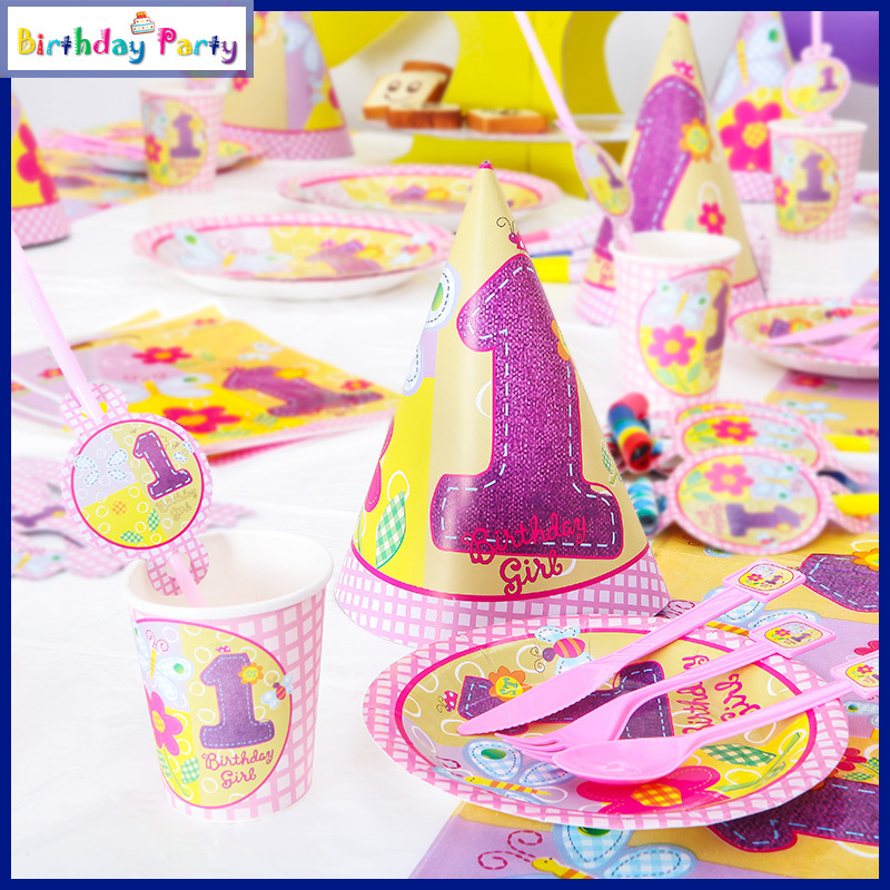 Birthday party decorations for 1 year old for 1 year birthday decoration