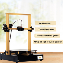 Reayou 3D Printer Impresora 3D 300*300*400mm Print Area High Precision AC Heatbed with Titan extruder MKS TFT35 Touch Screen
