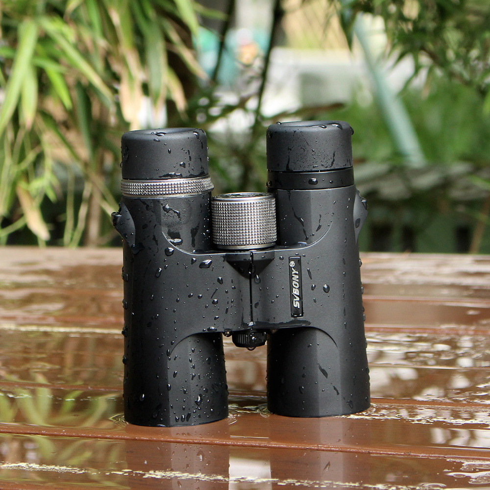 SVBONY Binocular 10x42 FMC Telescope Waterproof Sport Photography Travel Binocular Binoculo Telescope Optics F9312AD svbony 8x42 binocular fmc bak4 waterproof fogproof wideangle view roof prism camping tourism travel outdoor telescope f9302a