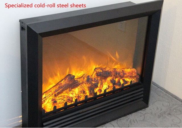 220v 240v Mini Master Flame Electric Fireplace In Electric