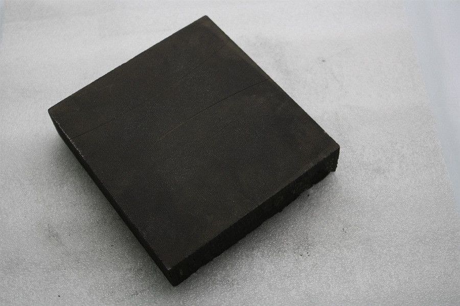 110x100x22mm High Purity Graphite Plate /fine grained graphite blocks /Synthetic graphite blank