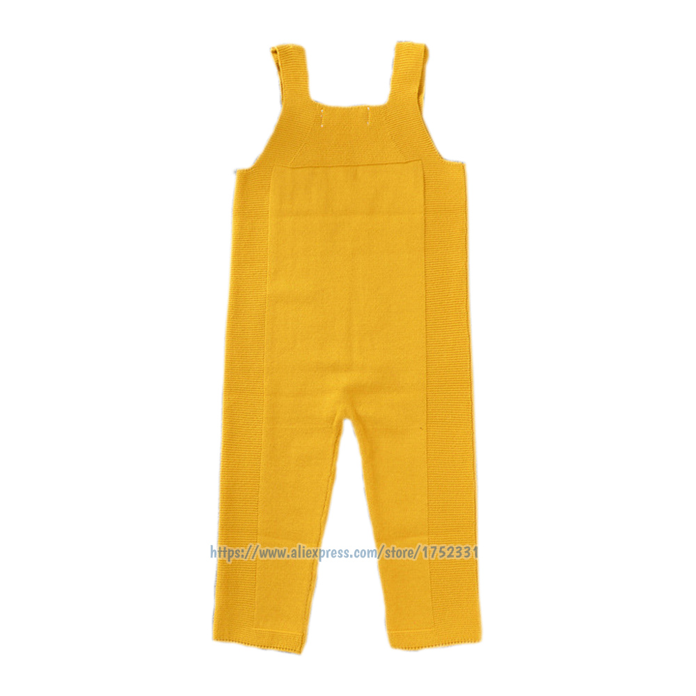 QUIKGROW-Premium-Baby-Overalls-Knitted-Nice-Candy-Colors-Yellow-Grey-Red-Infant-Girls-Trousers-Boys-Long-Pants-YM07KZ-3