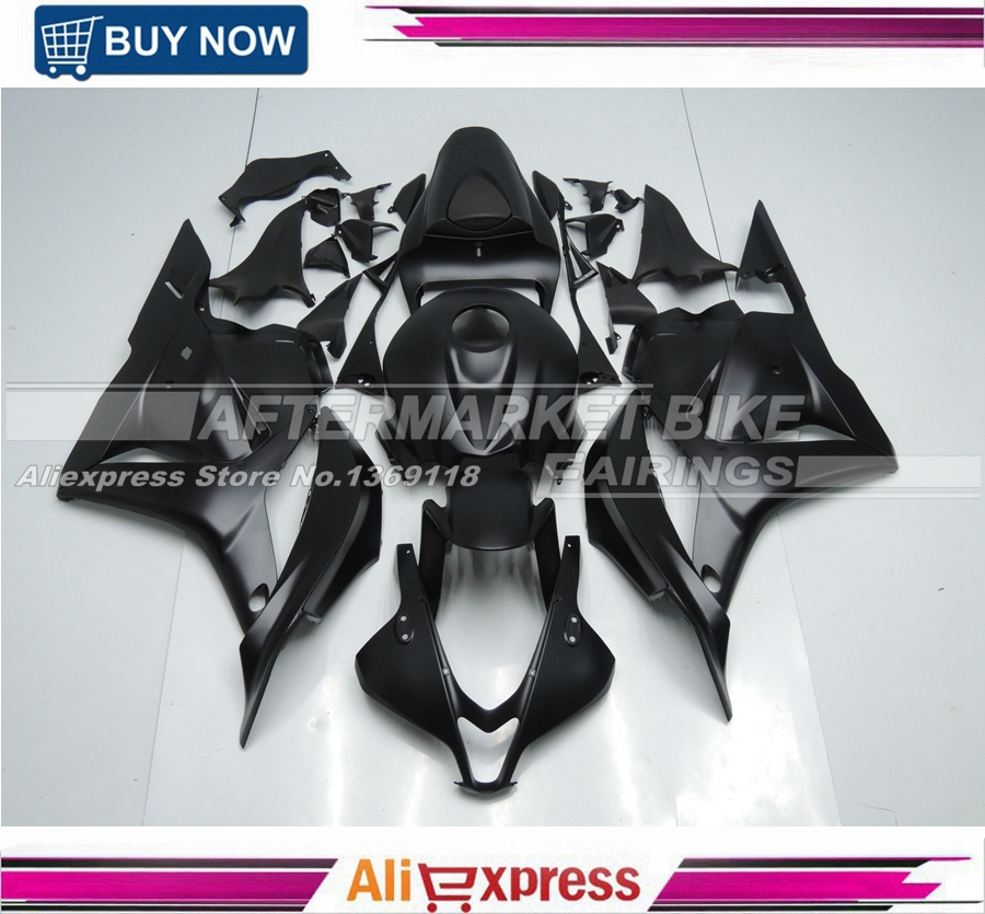 CBR 600RR 2009 2010 2011 2012 For Honda Fairings CBR600RR F5 Injection Moulding Matte Black Bodywork arashi motorcycle radiator grille protective cover grill guard protector for 2008 2009 2010 2011 honda cbr1000rr cbr 1000 rr