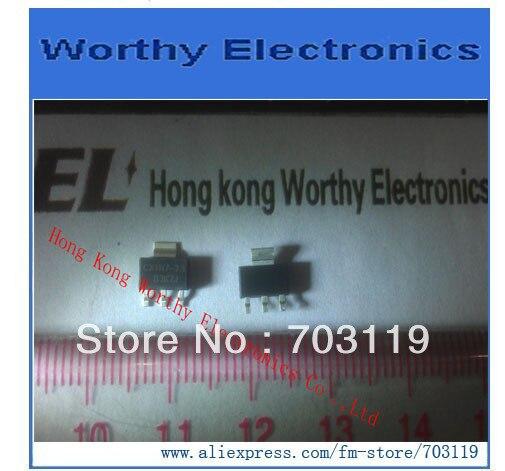 10pcs/lot       CX1117-3.3     CX1117         1117       SOT-223    CXFounding core micro