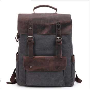 Men khaki/coffee/lake green/army green/gray Mochila Backpack Canvas School shoulder Bag For Teenagers Laptop Backpacks Casual цена 2017