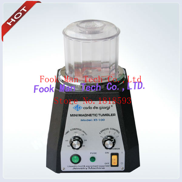 FREE SHIPPING Jewelry Making Supplies Polishing Machine Magnetic Tumblers jewelry tools and equipment женское платье vestido de festa longo vestidos 2015 bodycon o lya1485