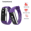 Hot Smart Band Heart Rate Monitor M2 Blood Pressure Oxygen Oximeter Sport Bracelet Watch Wearable Deviceso For iphone Fit Bit