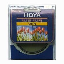 Nuovo Hoya CPL Filtro 40.5mm 43mm 46mm 49mm 52mm 55mm 58mm 62mm 67mm 72mm 77mm 82mm Polarizzatore Circolare CIR PL Sottile Per La Macchina Fotografica lente