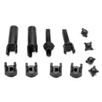 Hbx parte 24707 universal conduzido dogbone para 2098b 1/24 4wd mini rc peças de reposição do carro|spare parts|car spare partsrc part -