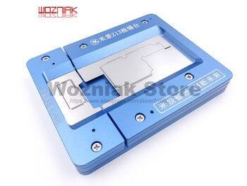 Wozniak Z13 Aleación De Aluminio Para IPhone X Xs/xs Planta Máxima De Estaño Plataforma De Posición Fija Placa Principal Accesorio Estándar Red De Siembra