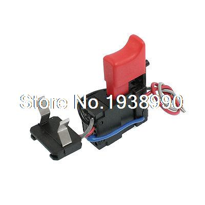 Black Red BC 15V 12A Cordless Drill Charge Speed Control Switch Hammer Tool electric drill tool charge speed controller switch replacement 7 2 24vdc 12a