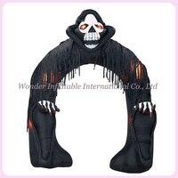 Airblown Хэллоуин украшения надувные арки с Grim Reaper для наружного использования