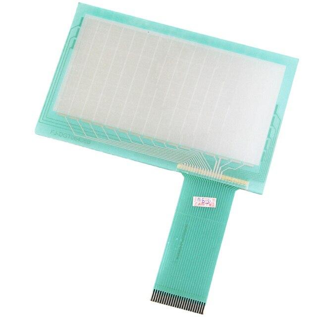 New Allen Bradley PanelView 550 PV550 Painel Touch Screen Vidro 2711-T5A16L1 2711-T5A2L1/B FRN 4.41 2711-T5A15L1
