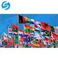 Изготовленный На Заказ Флаг любой стороны ваш дизайн флаг с рукавом без рукавов gromets для оплаты
