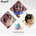 1 Bag Disposable Rubber Rope Ponytail Hair Holders Rubber Bands  multi candy coror TPU hair holder for girls