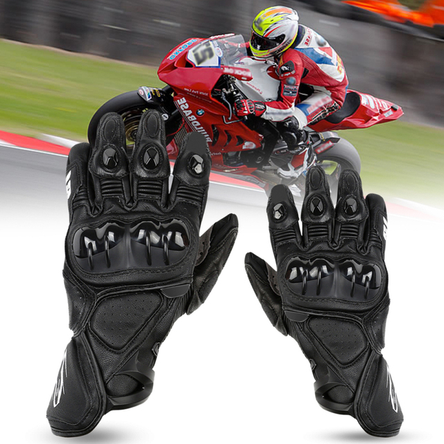 CAR-partment Motorcycle Gloves Four Seasons Riding Rider Anti Fall Off Road Men Women