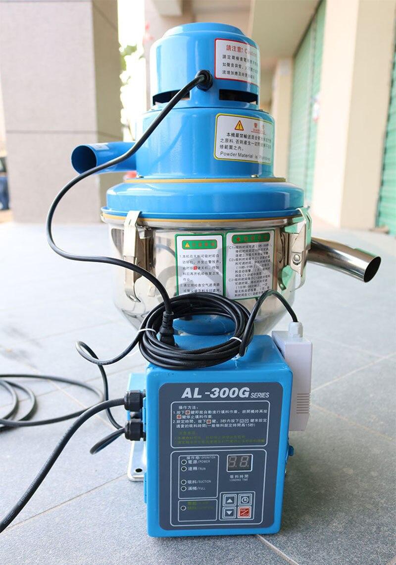vácuo Stand Alone Tipo de Partícula Alimentador da Máquina De Sucção