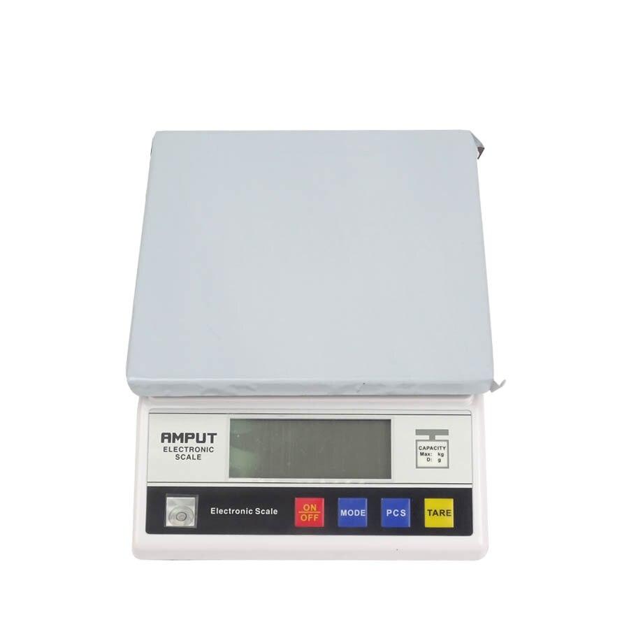 1 шт. 0,1 кг x 7,5 г цифровой точность промышленные весы Баланс w подсчета, столешница весы, электронные лабораторные