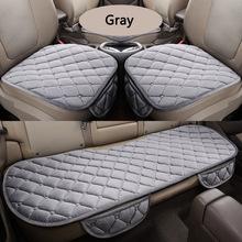 Pokrycie siedzenia samochodu cztery pory roku przednia poduszka tylnego siedzenia oddychająca poduszka ochronna akcesoria samochodowe ogólny rozmiar tanie tanio Uciekają Tkaniny 0inch Pokrowce i podpory CAR SET COVER