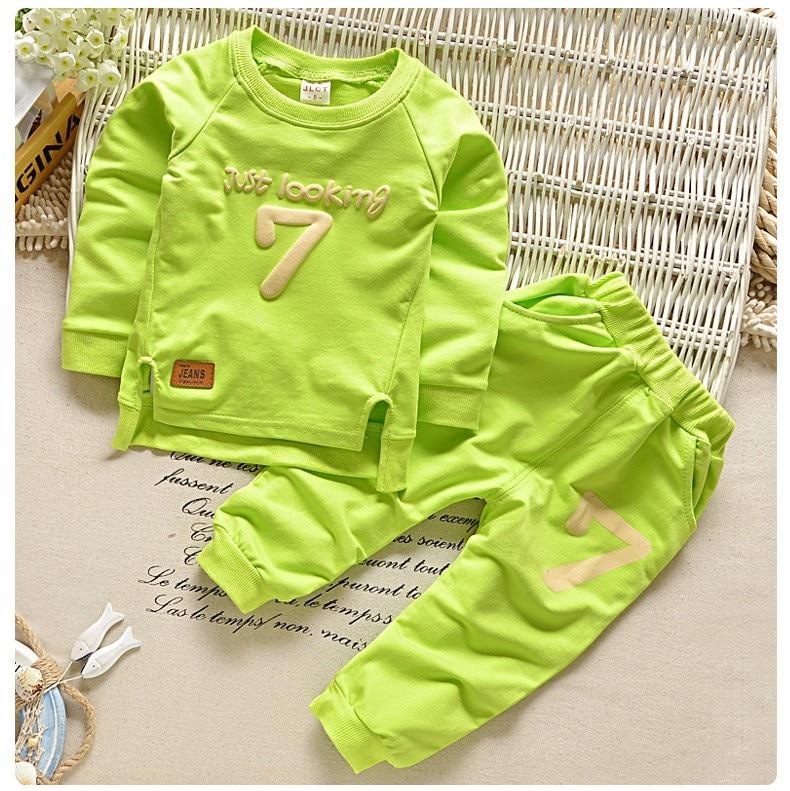 Summer-2017-New-Baby-Boy-Pattern-Rabbit-Toddler-Plaid-Kids-Clothes-Children-Clothing-Set-2
