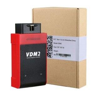 Image 5 - UCANDAS VDM2 Wifi بلوتوث أنظمة كاملة السيارات OBD2 أداة تشخيص الماسح الضوئي أحدث V3.9 واي فاي على أندرويد VDM II VDM 2 رمز rader