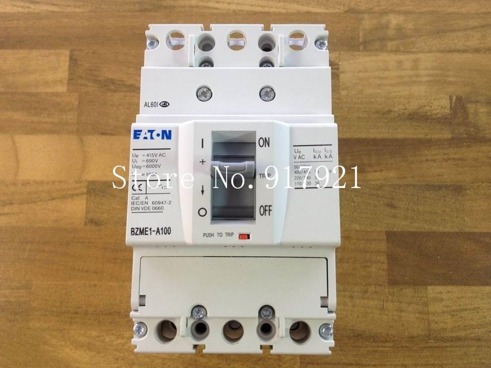 все цены на [ZOB] Muller MOELLER Eaton BZME1-A100 breaker 3P100A genuine original онлайн