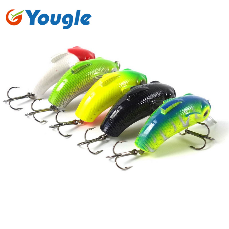 5PCS/Lot 5cm/7.5g minnow attractive new Wobbler fishing lure Fishing Lures china Hard Artificial Bait Crankbait With Treble Hook crankbait fishing lure 112mm 14g hard bait wobbler crank bait minnow lure 1 2 3 5m artifical peche with treble sharp hook