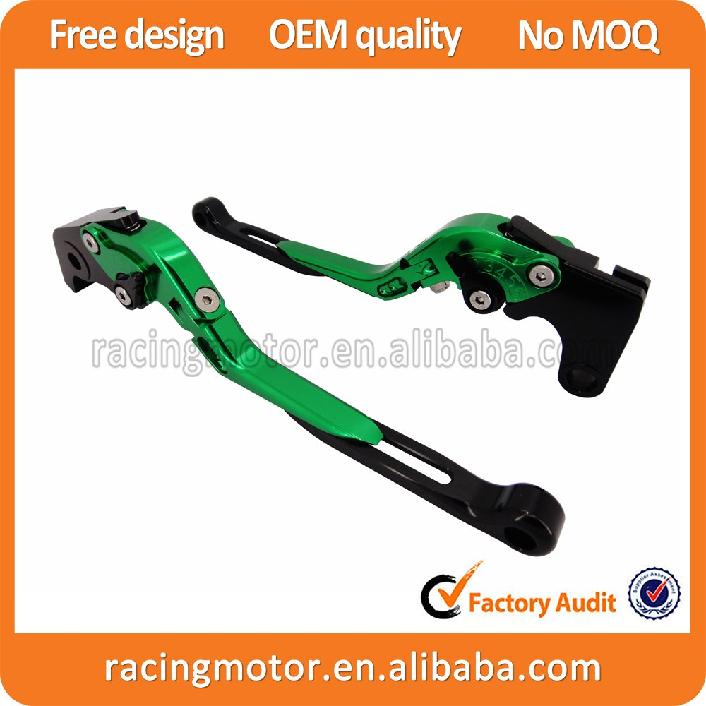 Folding Extendable Brake Clutch Levers For MOTO GUZZI GRISO BREVA 1100 NORGE 1200/GT8V Stelvio 1200 for moto guzzi breva 850 1100 1200 griso breva 1100 norge 1200 gt8v motorcycle long and short brake clutch levers cnc shortly