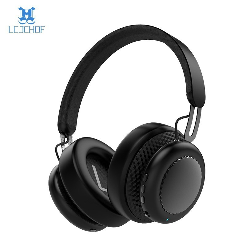 LCJCHDF S9 Bluetooth Active Noise Cancelling Headset Wireless Foldable ANC Earphones Headphones Subwoofer For Mobile Phone ювелирный набор fashion no 1 18k