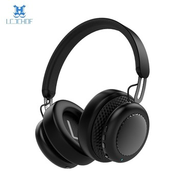 LCJCHDF S9 Bluetooth Active Noise Cancelling Headset Wireless Foldable ANC Earphones Headphones Subwoofer For Mobile Phone
