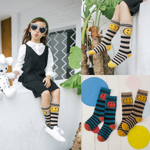 Kids' Bright Spandex Socks