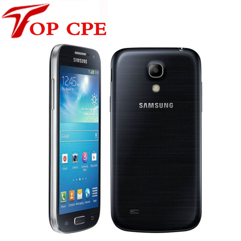"""Hot Mobile Phone Samsung Galaxy S4 Mini I9192 I9195 4.3""""touch Nfc Wifi Gps 8mp Camera Unlocked Refurbished Cell Phone Shipping"""