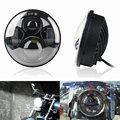 "5.75""  5.6 Inch 5-3/4 4D LED Projector High/Low Beam Headlight Fit Harley Dyna softail V-rod"