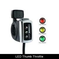 led throttle sil
