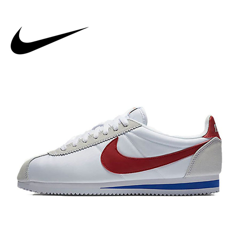 Impermeables Oficial Cortez Mujer Zapatos Original Nike Para Correr Classic Zapatillas mN80wvnyO