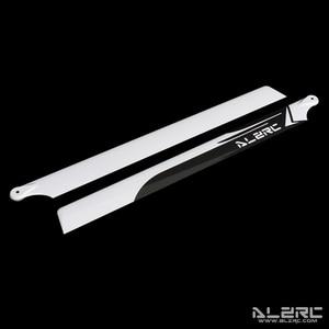 Image 2 - ALZRC  505 탄소 섬유 블레이드 505mm 표준 적합 SAB 500 스포츠