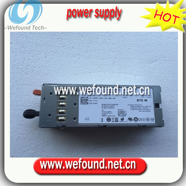 ФОТО 100% working power supply For Dell R710 T610 870W N870P-S0 YFG1C 7NVX8,Fully tested.