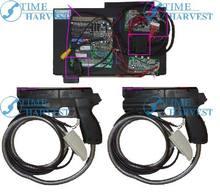 1 набор ночь вампиров съемки игры комплект развлечений игровой автомат/симулятор огня игра как CGA монитор игровых автоматах