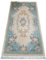 Xinjiang And Tian Handmade Pure Wool Carpet 70CM 140CM Single Product Y 37