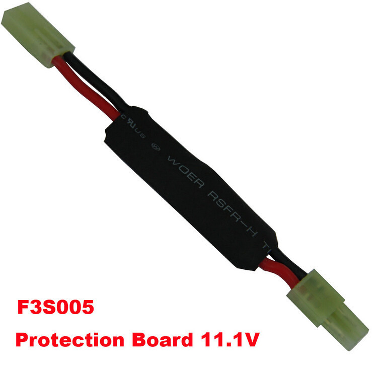 1pcs 100% Orginal FIREFOX 11.1v low voltage protection board lithium electricity protective Drop shipping e road route lh950 lh980n 900n x6 hdx7 dedicated lithium electricity board power ultra durable 063443