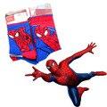 Supperhero kd caixa odd future happy socks theckness spiderman das crianças meias meias de inverno marvel amazing spider-man bebê sox