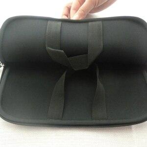 Image 3 - Neopren Stoßfest 17,3 15,4 14,1 12 13 14 15 17 10 9,7 11 Notebook Carry Tasche Fall Für Macbook Air 11,6 13,3 Laptop Zubehör